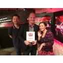 Frölunda Torg korat till Bästa Köpcentrum 2014 av Mix Megapols lyssnare