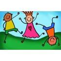 Familjelördag bjuder på aktiviteter