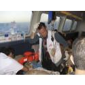 Läkare Utan Gränser båtevakuerade 71 sårade från Misrata