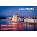 CommBeBiz Bioeconomy Impact Conference on Smart and Sustainable Cities