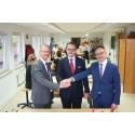 Internationaler Bund kooperiert mit Landeskrankenhaus Rheinland-Pfalz - Schule für Ergotherapie Mainz geht über an die Rheinhessen-Fachklinik Alzey