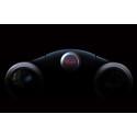 Kowa Genesis 22, med sort baggrund