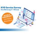 KVD Service Survey: Sagen Sie uns Ihre Meinung zu aktuellen Service-Themen!