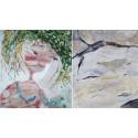 Jurybedömd Akvarellsalong 6 april- 12 maj 2019