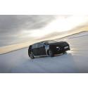 Hyundai Motor vintertestade nya prestandamodellen: Hyundai i30 N med Thierry Neuville i Arjeplog