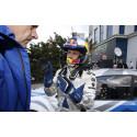 Kristoffersson och Volkswagen på pallen igen i rallycross-VM