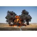 Spectre explossion