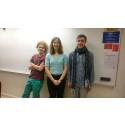 Vinst  för Polhemskolan i fysiktävling
