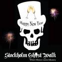 Stockholms populäraste spökvandring önskar ett Gott Nytt År!