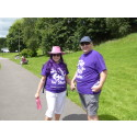 Wiltshire stroke survivor takes a Step Out for Stroke in Warminster
