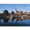 Bornholm - den danska solskensön