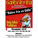 Vid Döda Fallets vridläktare presenterar humorgruppen Garvsyra en äktenskapskomedi