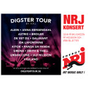 Digster Tour By NRJ – Klubbturné över hela landet med Sveriges hetaste artister