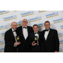 DAF dubbel vinnare vid Commercial Fleet Awards