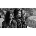 Hårresande syskonstämmor och banjopunk när Baskery besöker KAKEL i Gävle Konserthus