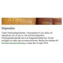 Vem ska bli årets kulturstipendiat i Lindesberg?