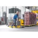 Jungheinrich: 5 års garanti på litiumbatterier