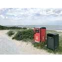 Smarta soptunnor utrustade med ljud i Helsingborg