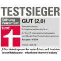 G Data InternetSecurity ist Testsieger bei Stiftung Warentest