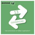 13 Sanningar – ett nytt koncept från Avonova