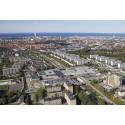 Nya bostäder byggs vid Rosengård centrum
