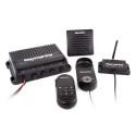 Raymarine: Kommunicera på hela båten med Ray90 och Ray91 VHF-radio med trådlösa tillval