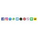 Telias kunder fortsätter surfa fritt på sociala medier – och nu på ännu fler!