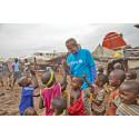 Norwegians passagerare skänkte fem och en halv miljoner kronor till UNICEF under 2016