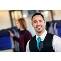 Arrivas studie visar att kroppskameror ökar tryggheten i kollektivtrafiken