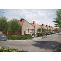 75% av husen i Norra Borstahusen såldes på nolltid