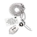 Nytt Budskapssmycke: Halssmycket Änglabud – unikt och personligt med olika budskap i varje smycke