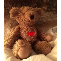 Myheartbear – Revolutionary Teddy Bear Powered By Heartbeats  A new heartfelt way to show share love.