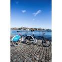 Stockholm City Bikes nu i ytterstaden