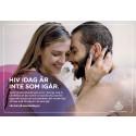 Cirka 130 personer lever med hiv i Dalarna - landstinget uppmärksammar Världsaidsdagen