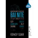 BAI NITE Poster