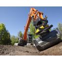Säkrare grävande med Engcons nya styrsystem SS9-2
