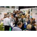 Stora inköpare samlades på den hittills största upplagan av Natural Products Scandinavia & Nordic Organic Food Fair
