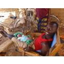 Ledarskapsutbildning för pappor i Burkina Faso