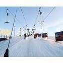 Hammarbybacken slår rekord - öppet hela påsklovet