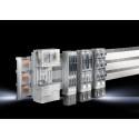 Rittal Power Engineering med nyt modul giver mere sikker projektering af 185 mm skinnesystem
