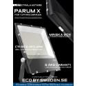 I Dubai finns den starkaste LED-lampan med 200 lumen - Vi visar upp Parum X med 180lm/w på Älvsjömässan
