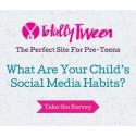 TotallyTween Posts Illuminating Findings From Parents' Social Media Survey.