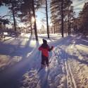 Barn setter spor – gå for gull!