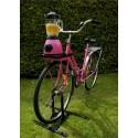 Väsbybor cyklar ihop sin egen smoothie under Earth hour