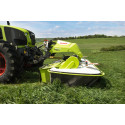 DISCO MOVE – a new front mower with optimised ground contour following