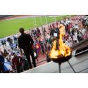 Nionde upplagan av Teoretiska Spelen på Stadion
