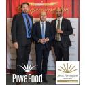 Piwa Food utsett till Årets Företagare 2016 i Lerums kommun