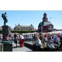 Inbjudan till pressinformation om  Vårmarknad i Lidköping 6 maj