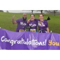 Manchester runners race to fundraising success for the Stroke Association