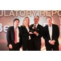 BearingPoint wins Chartis RiskTech100® 2018 award for Regulatory Reporting